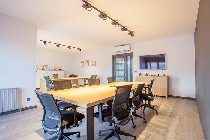 interior architecture film prodüksiyon ofisi